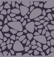 spotted two color seamless pattern vector image