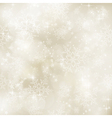 Soft blurry winter Christmas vector image