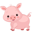 Farm animals Pig vector image vector image