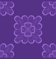 wallpaper in abstract style a violet seamless vector image