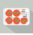 Tomatoes Pack vector image vector image