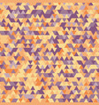 abstract background with colorful geometry vector image vector image