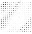 binary computer code background vector image vector image