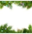 Christmas retro background EPS 10 vector image