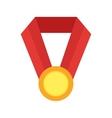 Medal Award vector image vector image