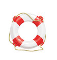 life buoy icon i vector image