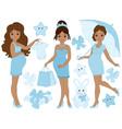 Pregnancy08 vector image vector image