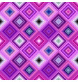 purple abstract diagonal square mosaic pattern vector image vector image