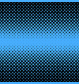 abstract halftone dot pattern background vector image vector image