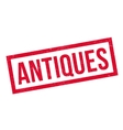 Antiques rubber stamp vector image vector image
