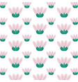Pattern of beautiful flowers nature