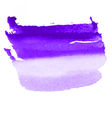 violet dye stripes vector image