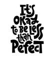 progress motivation lettering vector image vector image