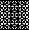 seamless geometric pattern on the wallpaper vector image vector image