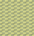 Abstract 3d green geometric seamless texture vector image