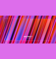abstract gradient color background design vector image vector image
