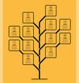 business development strategy process vector image