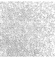 grunge texture on white background monochrome vector image vector image