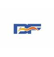 BF Logo vector image vector image