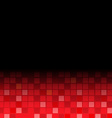 Black And Red Background vector image
