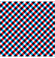 Crossed lines textile seamless pattern vector image vector image