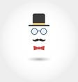gentleman vector image vector image