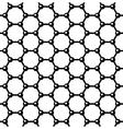 Graphene Seamless Pattern vector image vector image