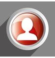 people icon symbol design vector image vector image