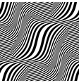 shift stripes vector image vector image
