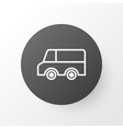 truck icon symbol premium quality isolated lorry vector image vector image