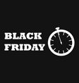 black friday special offers background vector image