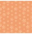 Snowflake Seamless Pattern vector image vector image