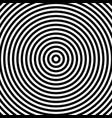 abstract circles pattern vector image