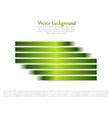 Abstract tech bright design vector image vector image