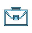 business briefcase symbol vector image