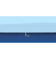 Loch Ness vector image vector image