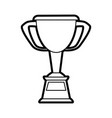 prize or award icon image vector image vector image