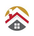 Property Logo vector image vector image