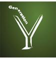 genaration y lifestyle vector image vector image