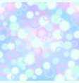 abstract soft light colorful bokeh defocused vector image