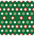 Christmas seamless wrapping paper-repeating vector image vector image