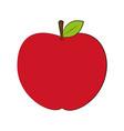fruit icon image vector image