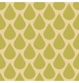 drops seamless pattern in fall colors vector image vector image