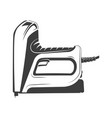 electric staple gun vector image