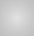 Silver metallic seamless texture vector image vector image