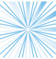 sky blue beams vector image vector image