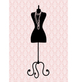 Vintage mannequin vector | Price: 1 Credit (USD $1)