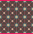 abstract print tthnic geometric seamless patterns vector image vector image