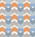 geometry hexagonal seamless pattern vector image