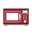 household appliances design vector image vector image